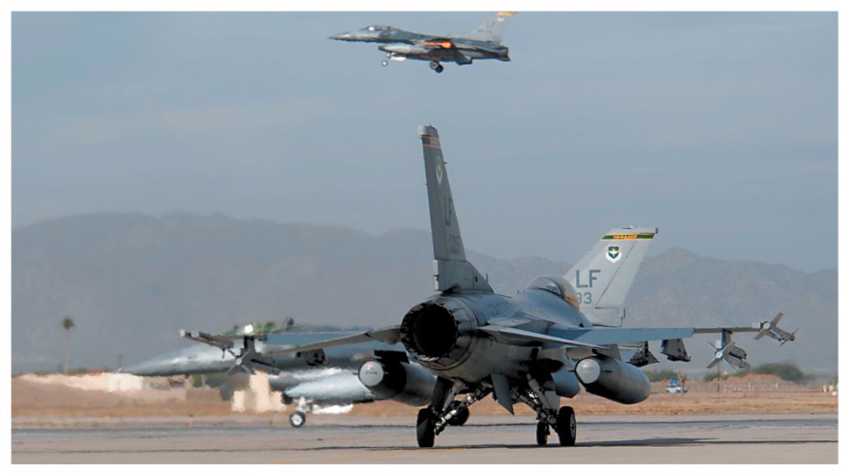 Luke AFB_2019 F-16 Fighting Falcon