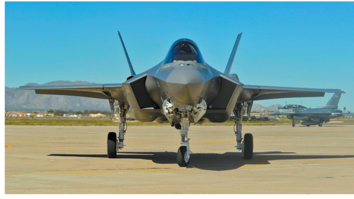 Luke AFB_2019 F-35 Lightning II