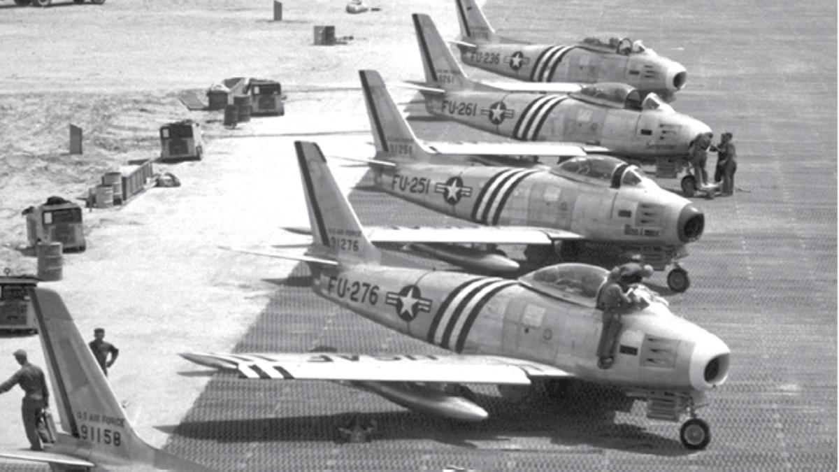 Luke AFB_2019 Luke Air Force Base History 56th Fighter Wing Established at Luke to Preserve AF Legacy