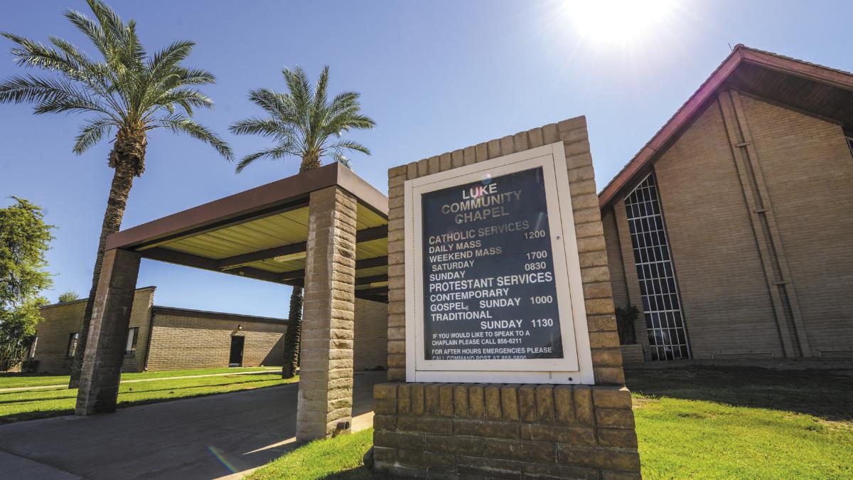 Luke AFB_2019 Base Services Chapel