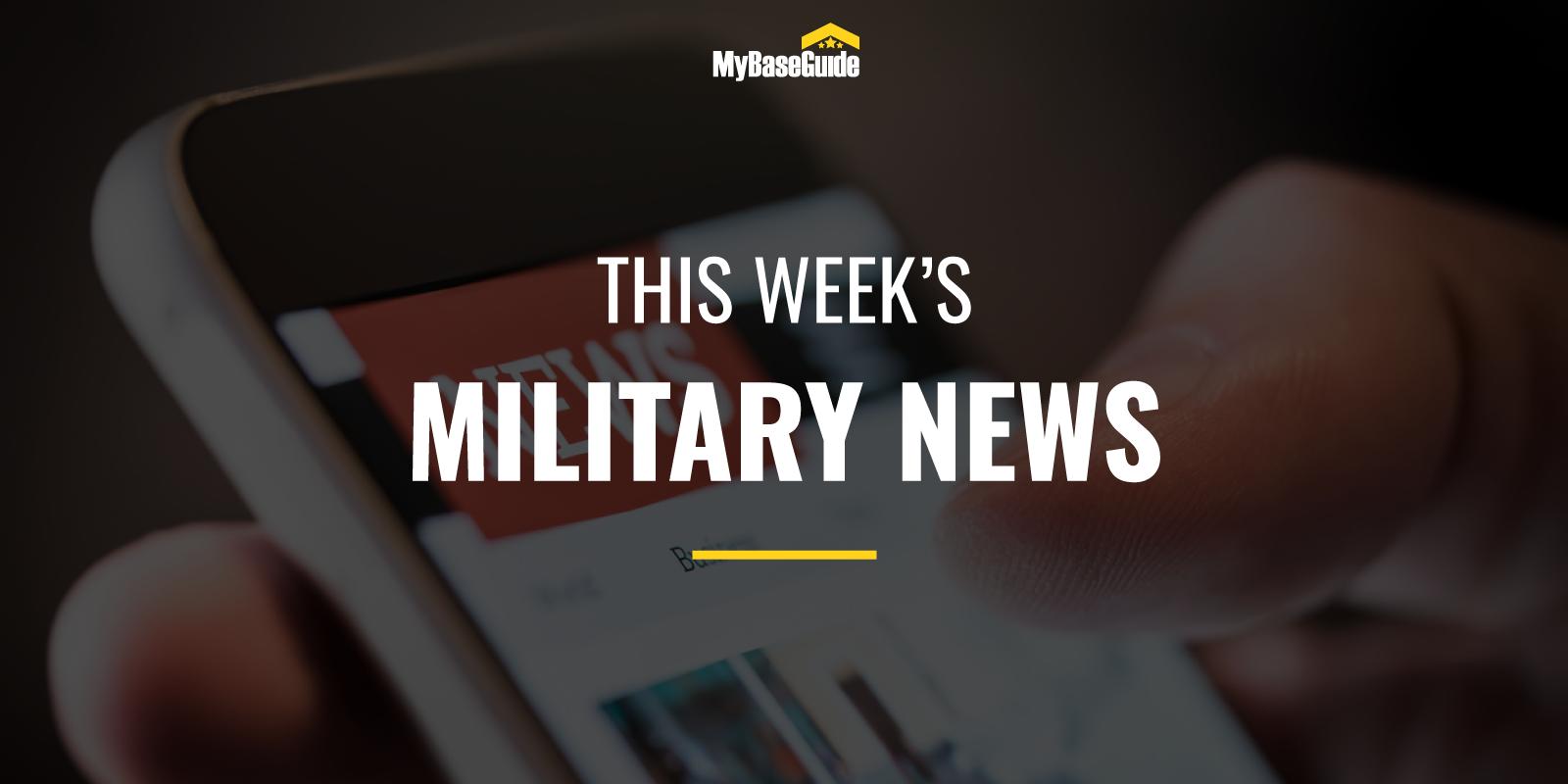 Hero Image: This Week in Military News (Weekly Rundown)