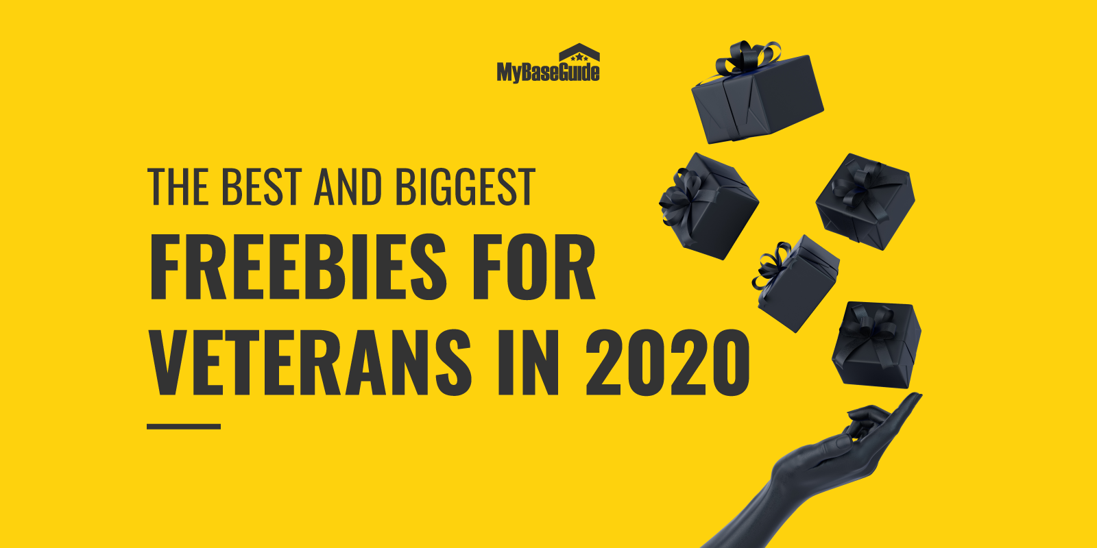 Hero image: The Best and Biggest Freebies for Veterans in 2020 (Free Stuff for Veterans)