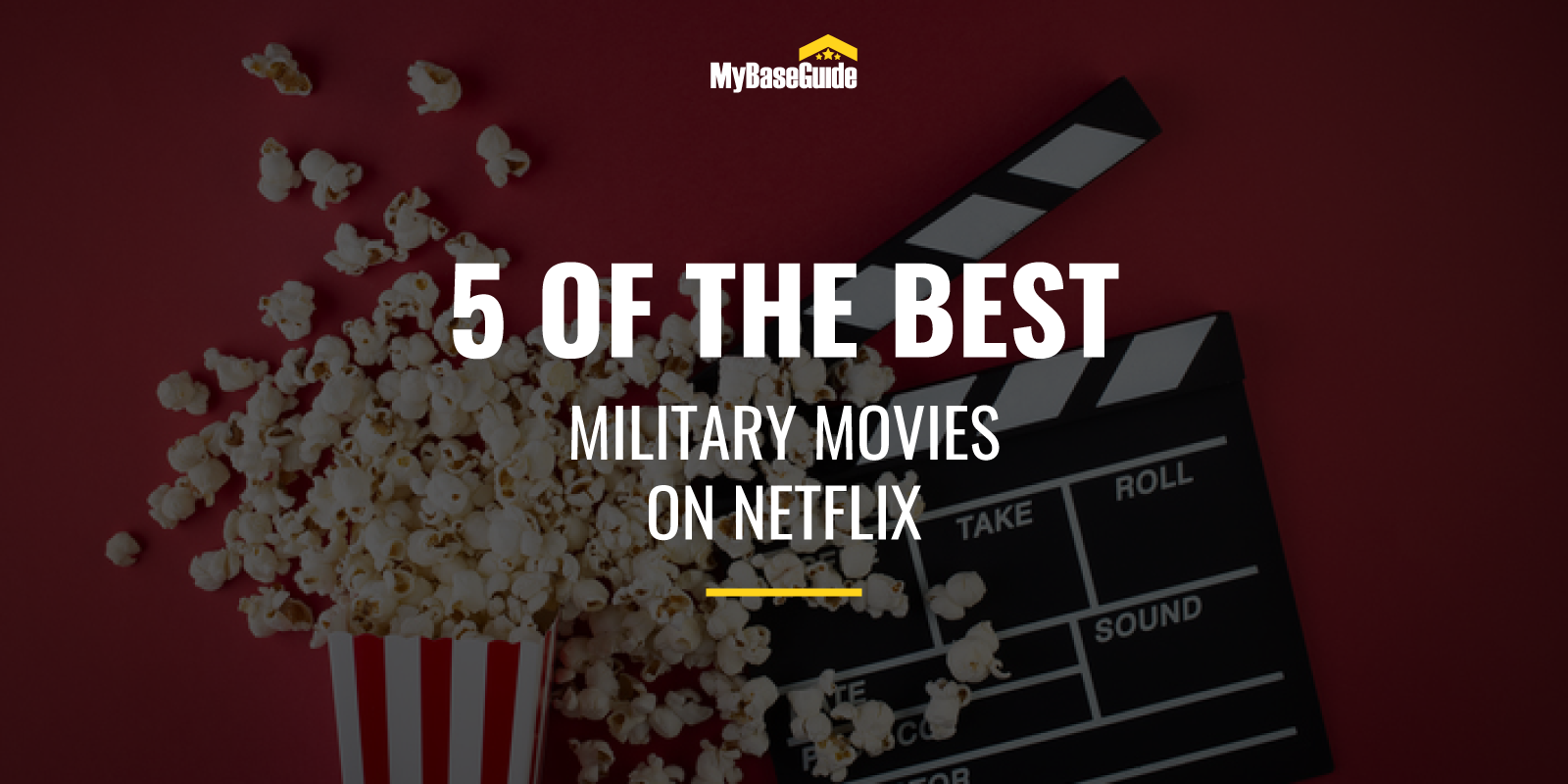 The 5 Best Military Movies on Netflix Right Now