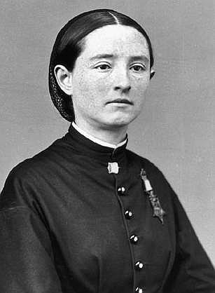 Mary Edwards Walker, MD