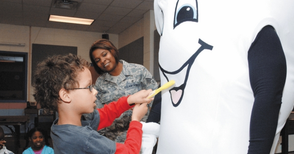 Maxwell AFB Health Care in Montgomery County