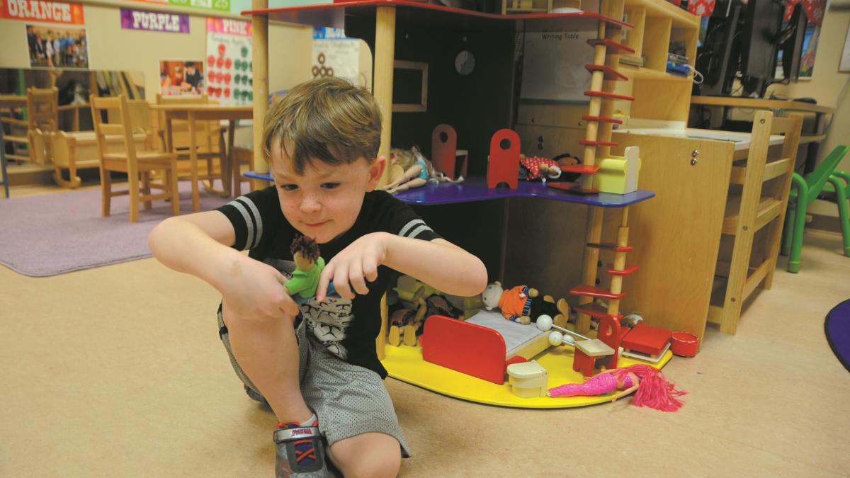 NS Mayport Support Services Child Development