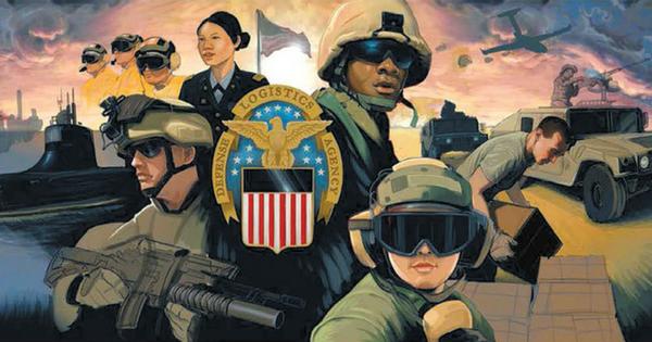 NSA Philadelphia DLA Troop Support