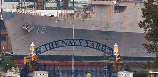 Philadelphia Navy Yard Annex