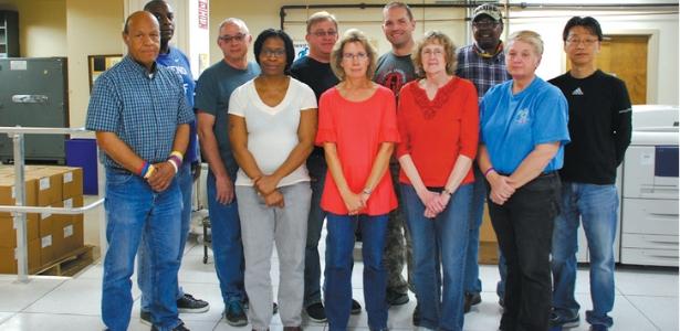 Mechanicsburg 2018 DLA Document Services