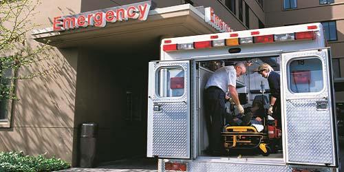 NB Ventura Health Care Hospitals Medical Centers - Stock Photo
