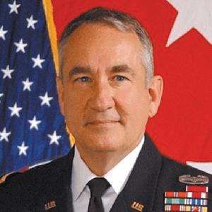 Missouri ANG Maj Gen Stephen L Danner