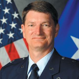 Missouri ANG Brig Gen Michael J Francis