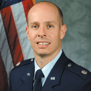 Missouri ANG Lt Col Matthew D Calhoun