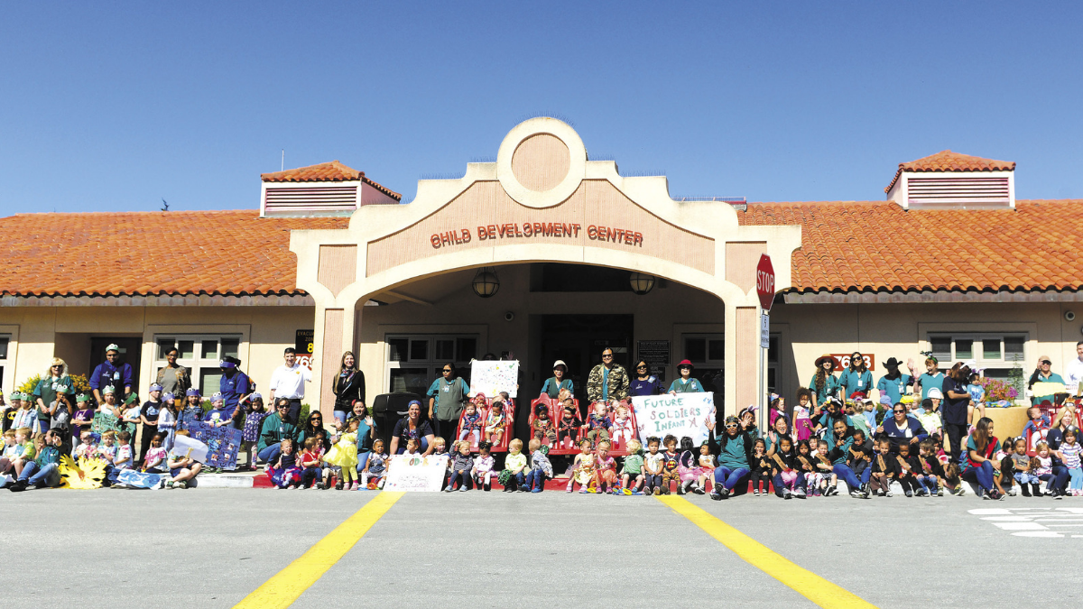 Monterey_2019 Military Community Services Child, Youth & School Services