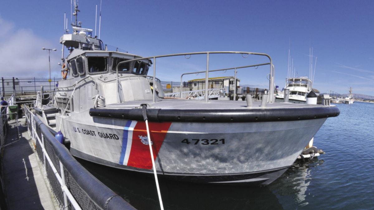 Monterey_2019 Military Coast Guard Station Monterey