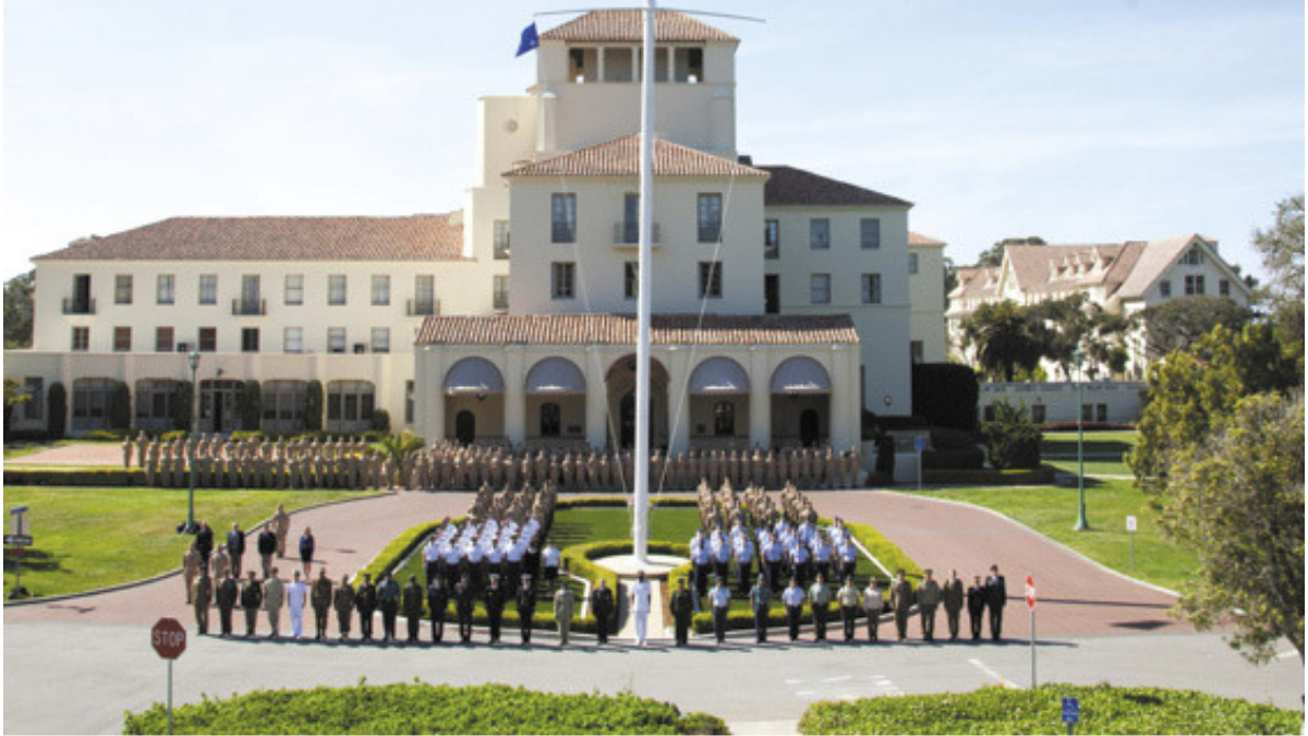 Monterey_2019 The Naval Postgraduate School AND Naval  Support Activity, Monterey Other Parts of Campus Life