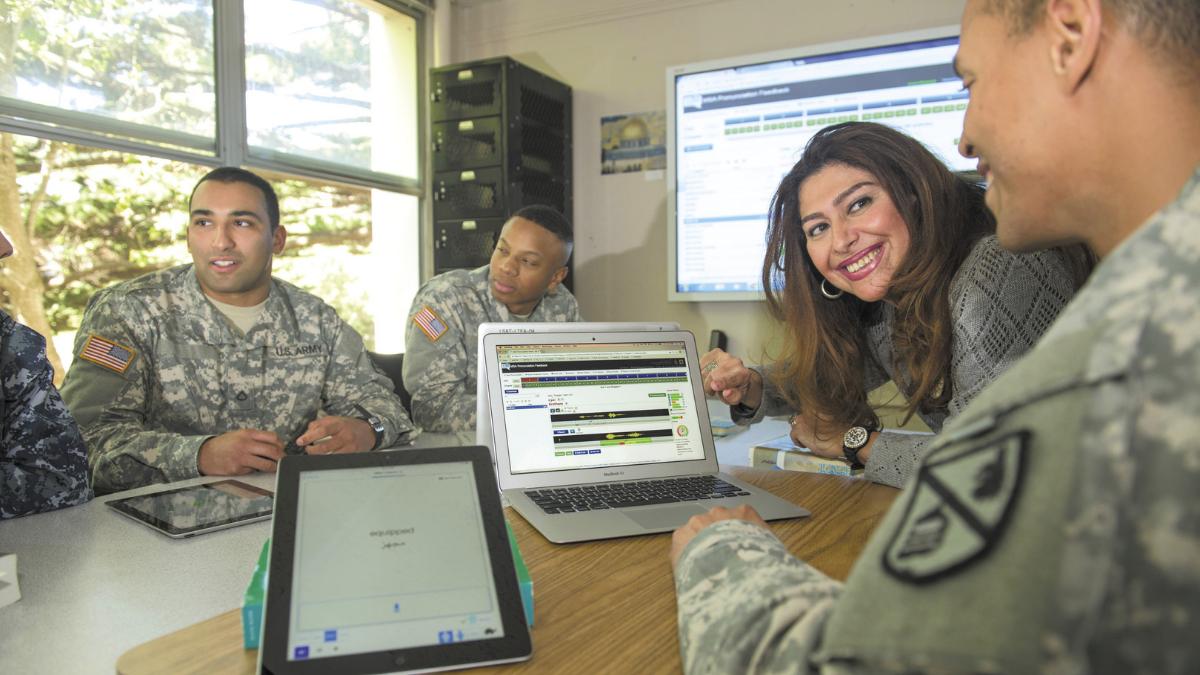 Monterey_2019  The Defense Language Institute Foreign Language Center (DLIFLC) and The Presidio of Monterey (POM) Army Language Training Moves to Monterey