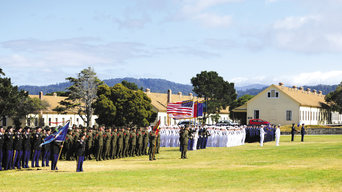 Monterey_2019  The Defense Language Institute Foreign Language Center (DLIFLC) and The Presidio of Monterey (POM) Army Continuing Education System