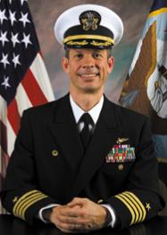 NAS Oceana Commanding Officer