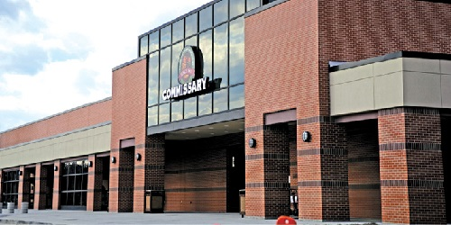 NSB New London Facilities and Services Commissary