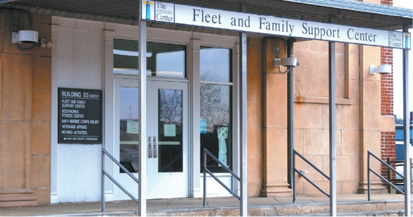 NSB New London Facilities and Services Fleet and Family Support Center