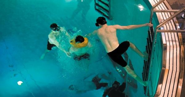 NSB New London Submarine Learning Center
