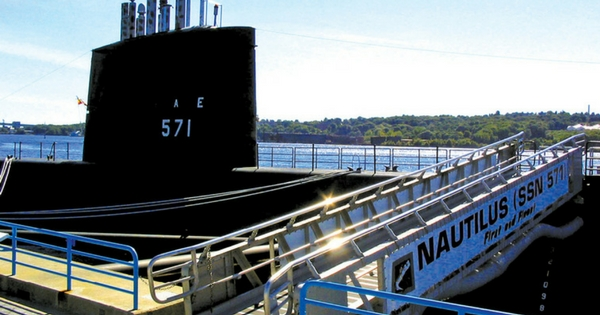 NSB New London Historic Ship Nautilus and Submarine Force Museum