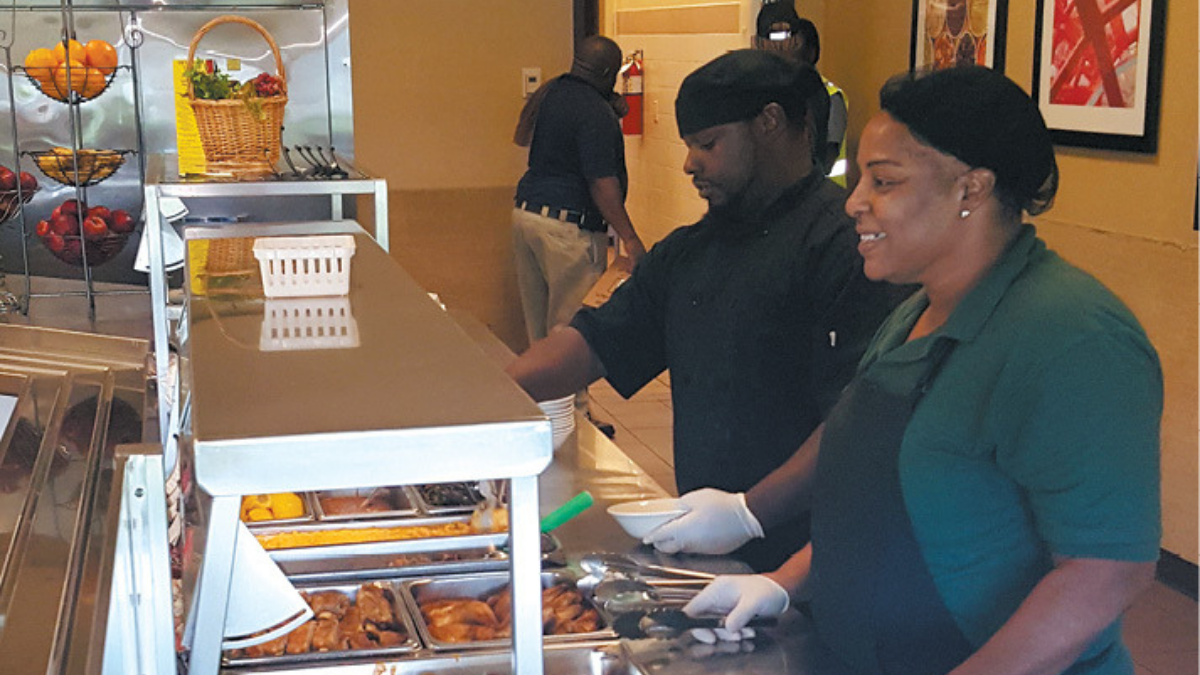 JRB New Orleans_2019 Services on Base Food Service