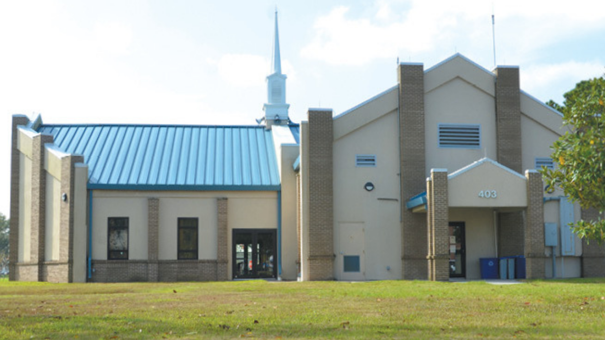 JRB New Orleans_2019 Services on Base Religious Programs