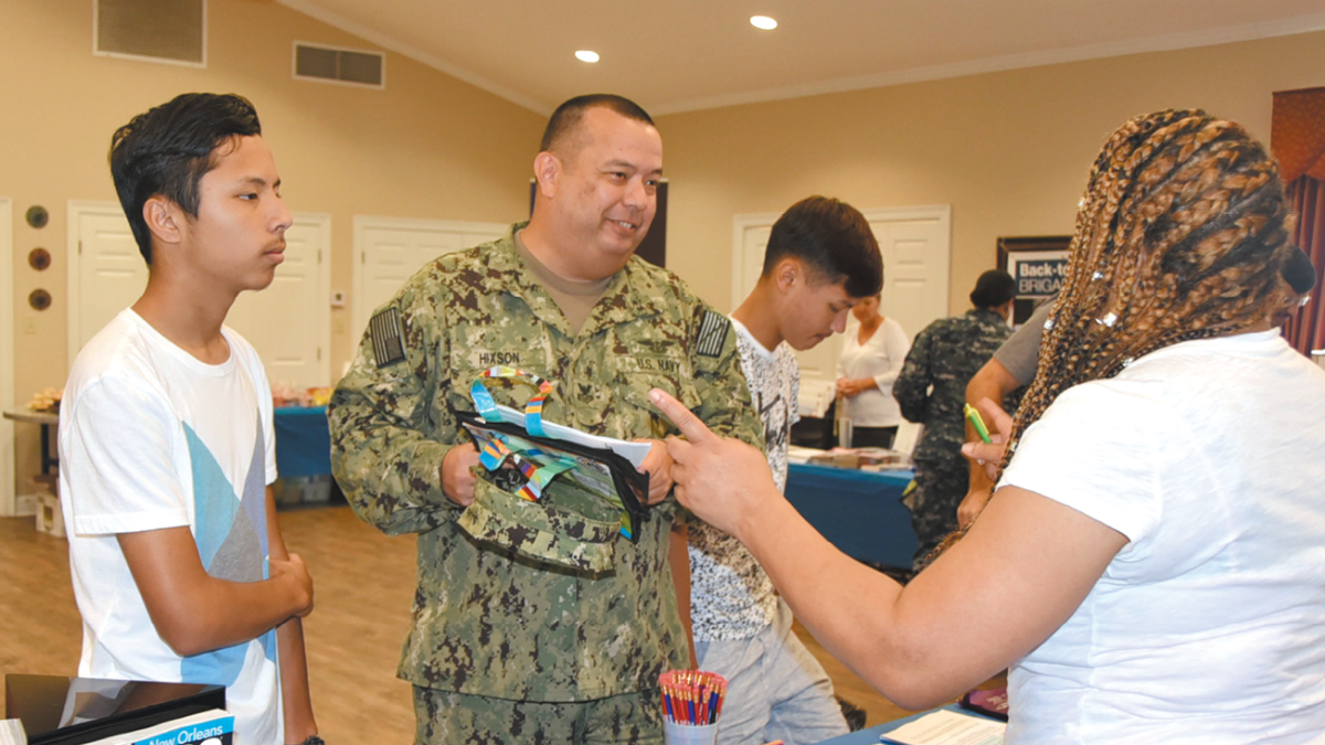 JRB New Orleans_2019 Services on Base Fleet and Famiy Support Center