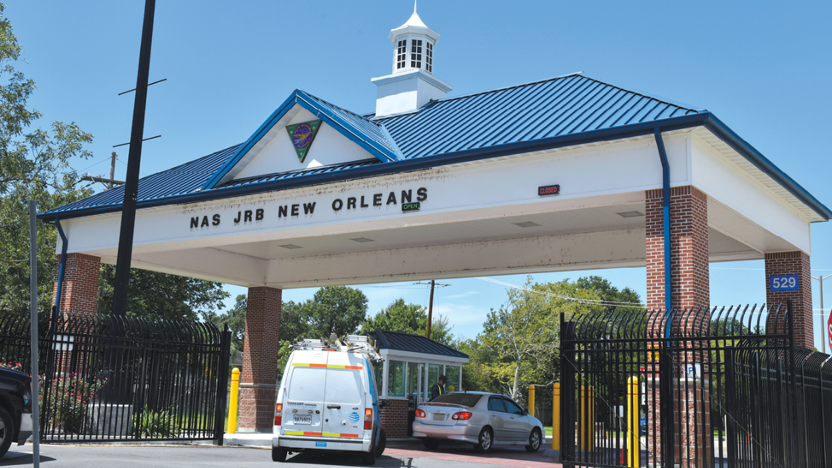 JRB New Orleans_2019 Naval Air Station Joint Reserve Base Joint Reserve Base