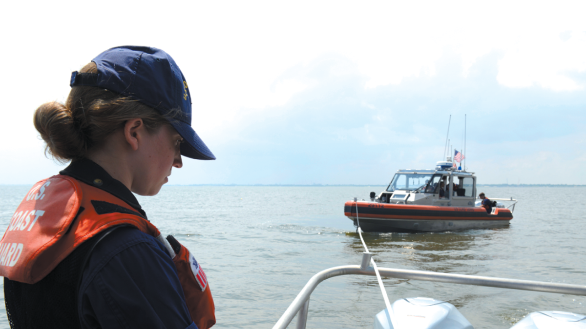 JRB New Orleans_2019 New Orleans Area Organizations Coast Guard