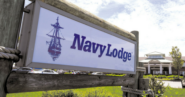 NS Newport Services and Facilities Navy Lodge