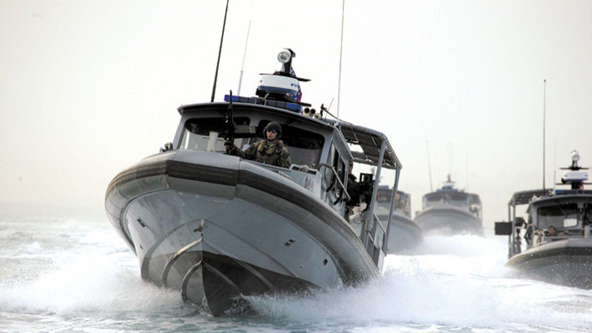 NS Newport Commands Coastal Riverine Squadron 8