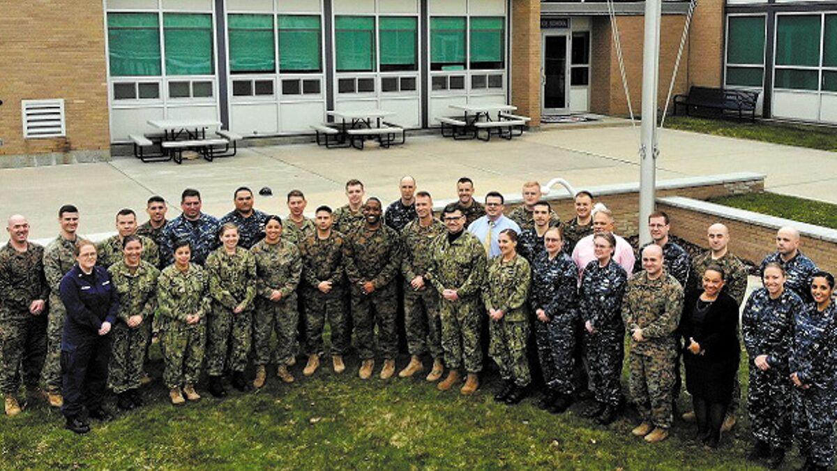 NS Newport Commands Naval Station Newport