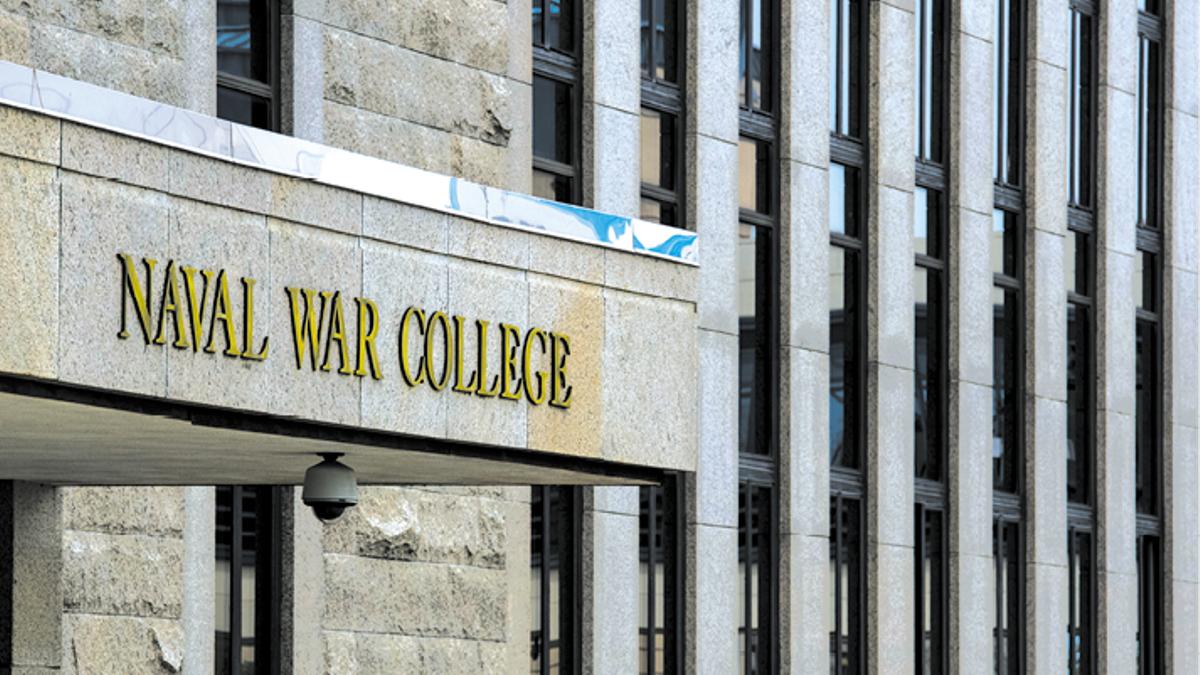 NS Newport Commands Naval War College