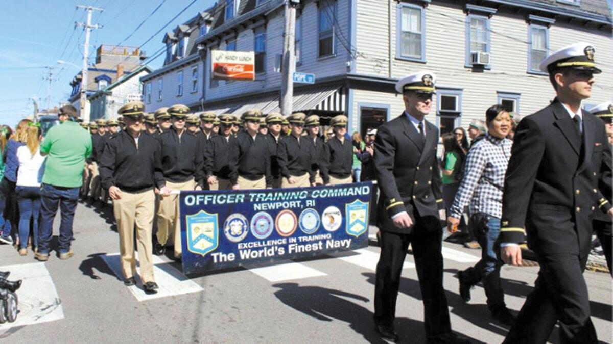 NS Newport Commands Officer Training Command