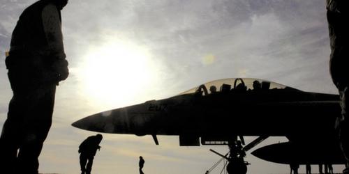 NAS Oceana Carrier Air Wing (CVW) 3