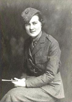 Private Opha May Johnson, USMC