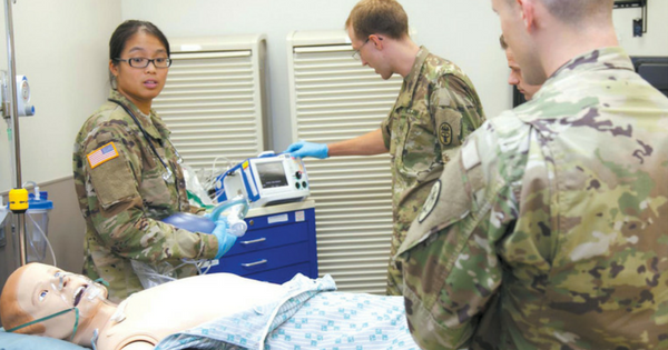 Pacific Health Tripler Army Medical Center TAMC Remains at Forefront of Tech Advancements