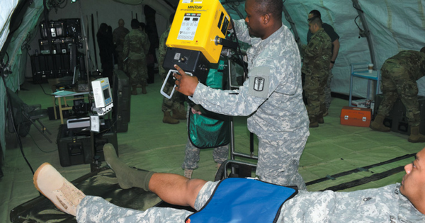 Pacific Health US Army Medical Department Activity Korea Yongsan Medics Conduct Live Surgery Exercise