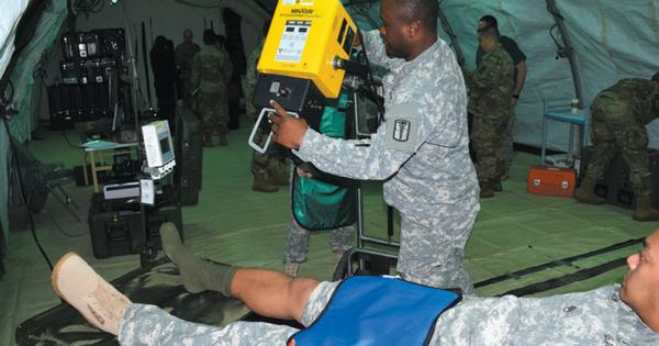 Pacific Health US Army Medical Department Activity Korea Yongsan Medics Conduct Live Surgery Exercise