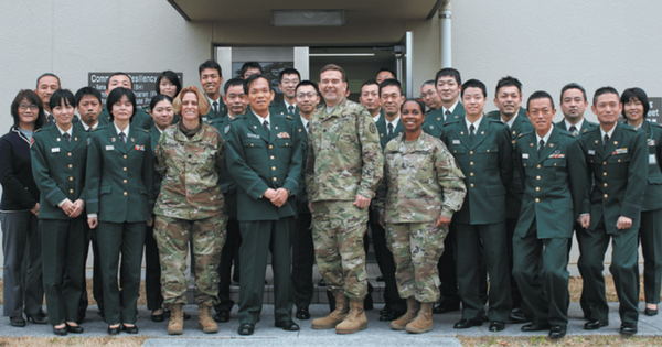 Pacific Health US Army Medical Department Activity Japan BG Crawford F. Sams US Army Health Clinic