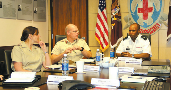 Pacific Health Regional Health Command Pacific About the Commanding General
