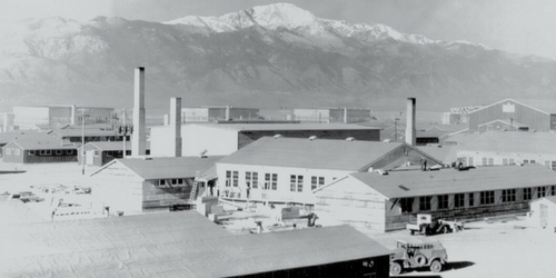 Peterson AFB History