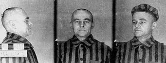 Pilecki's prisoner photo