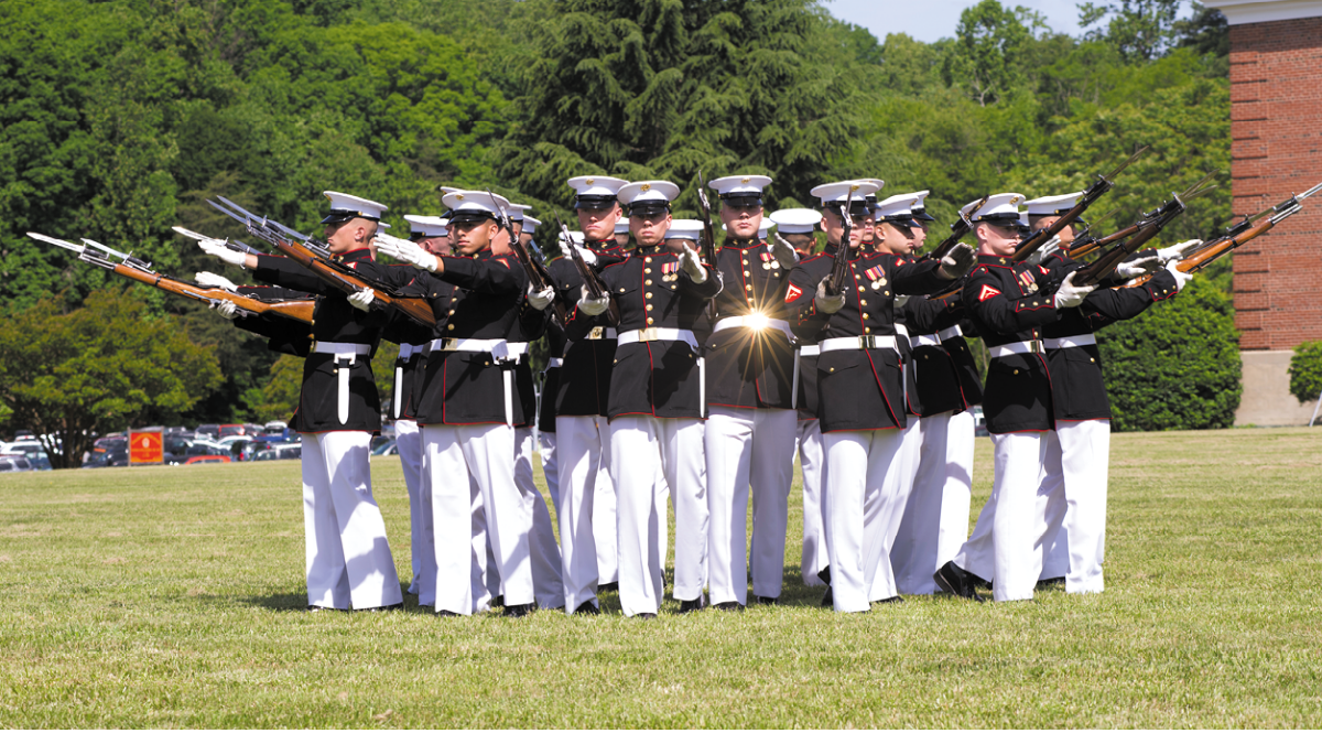 MCB Quantico_2019 Marine Corps National Capital Region-marine Corps Base Quantico