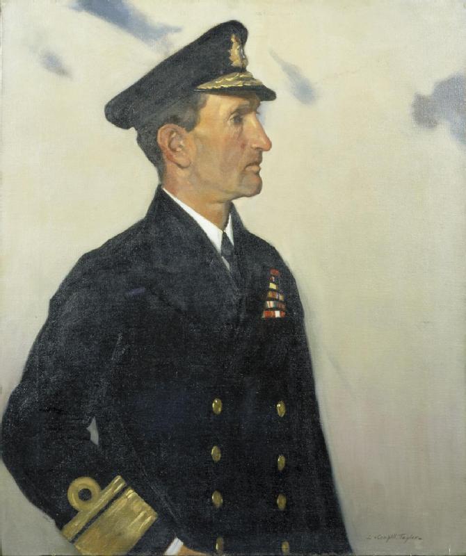 Rear Admiral Sir Walter Cowan
