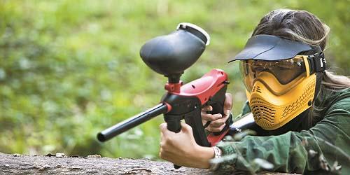 Beale AFB Rod and Gun Club-Stock Photo