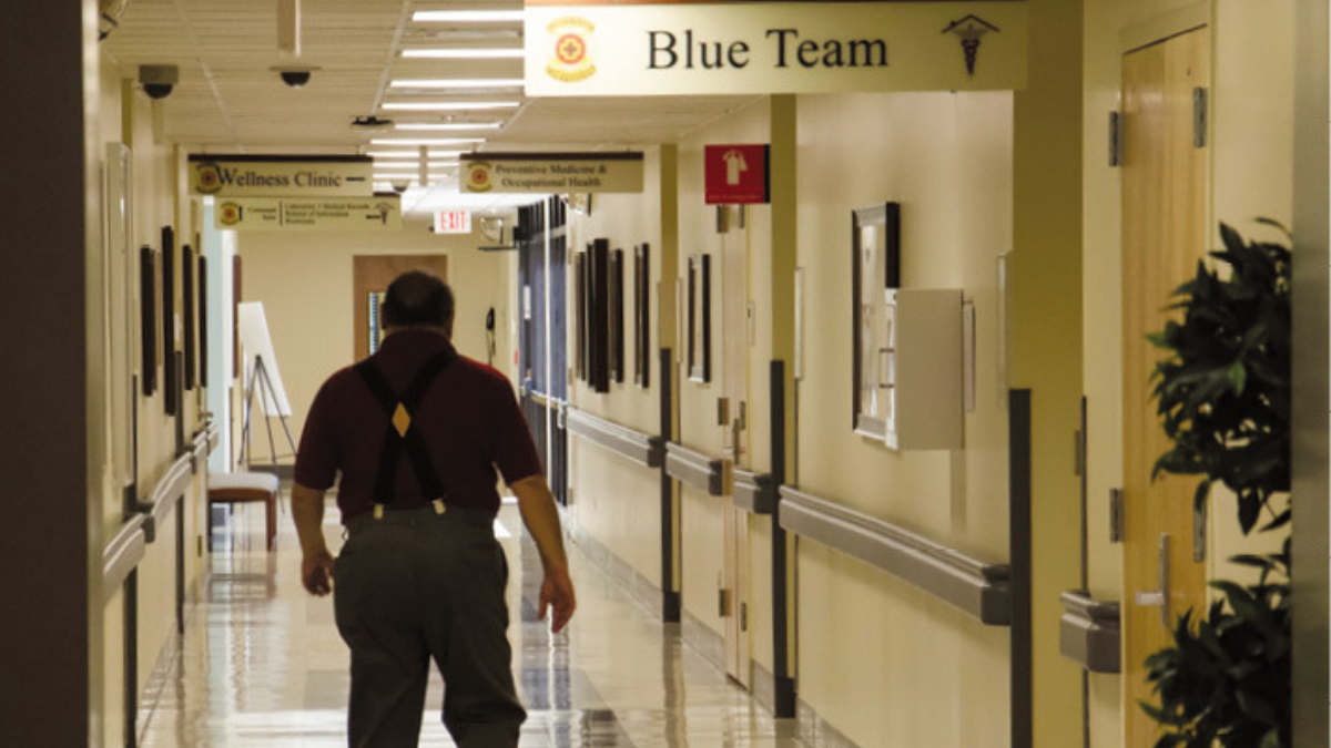 Redstone_2019 Health Care For Veterans